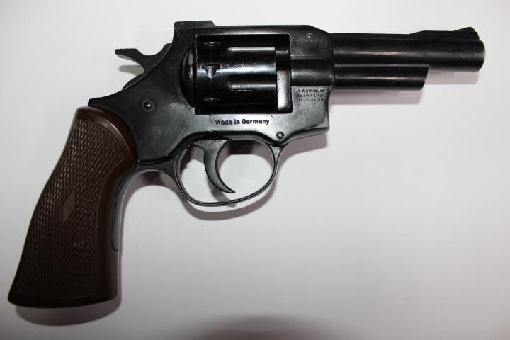 Revolver ARMINIUS, model: HW5, ráže: 22 Long Rifle