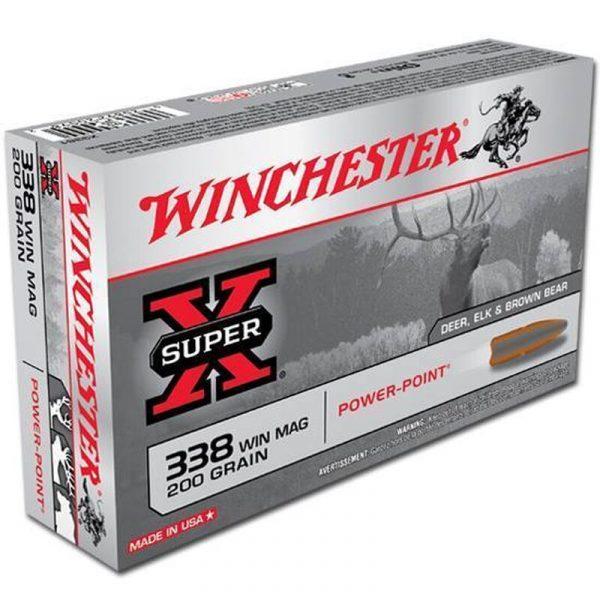 338 Winchester Magnum